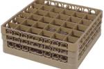 Pesukori ruskea 36 lokeroa