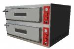 Pizzauuni 6+6 x 320 D 1380 Watt